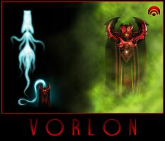 Vorlon, Vorl Aspect by The-First-Magelord