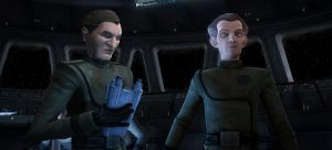 Old Friends: Tenant and Tarkin by The13thCaptain