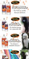 Pelurious-Poodles ads by kapdesign