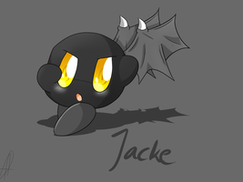 Kirby FC request: Jacke by SpirteZStar