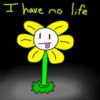 A Random Flowey GIF [UNDERTALE] by WhenGirIsInTheTARDIS