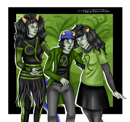 Leijons by Fairy-of-the-valley