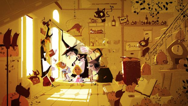 Trick AND Treat. by PascalCampion