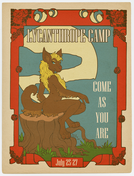 Lycanthrope Camp: Come As You Are! by nothere3