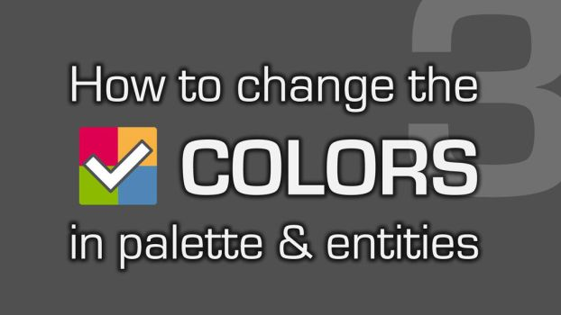 VIDEO #3: How to change COLORS! by EMCCV