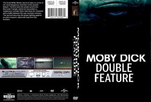 Moby Dick Double Feature DVD cover by SteveIrwinFan96
