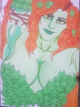Poison Ivy by Cazzah1990