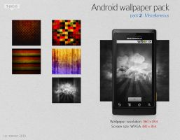 android wallpaper pack 02 by zpecter