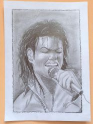 Michael Jackson by acromax