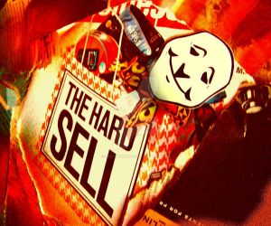 The Hard Sell by SeedofSmiley