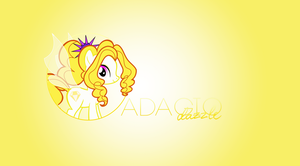 Adagio Dazzle ~ .Wallpaper. by KrewellaHanoi