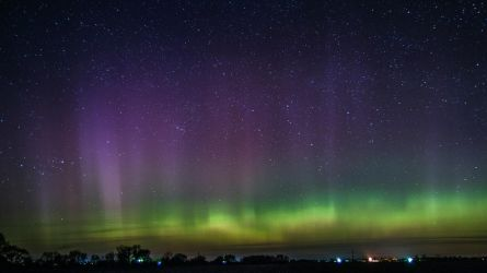 Southern MN - Nothernlights III by Dimentichisi
