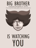 Big Brother Ludwig is Watching YOU by FantasyFreak-FanGirl