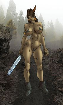 Orc Day by Selkirk (COLORS) by carol-colors