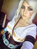 Ciri - The Witcher 3 Cosplay by Dragunova-Cosplay