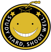 Assassination Classroom T-shirt logo by Dreefi