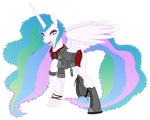 80's metal Celestia second version by Gabriev666