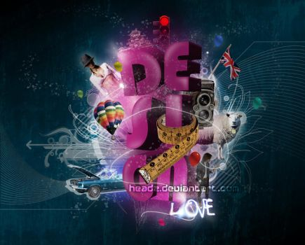 Love for the Job by Headz