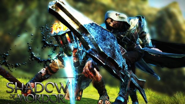 Shadow of Mordor (1) by j0nd0esart