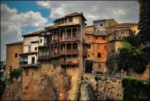 Hanged houses by Mr-Vicent