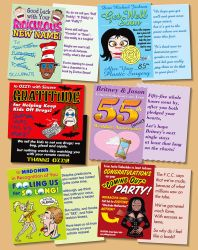 CRACKED Celeb Cards pg2 by Huwman