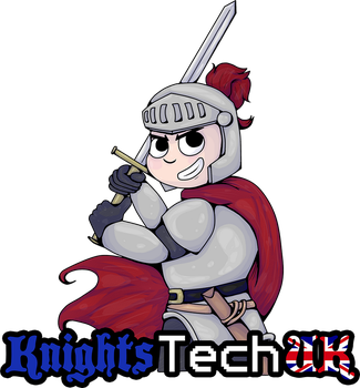 KnightsTech Uk logo by fishiewishes
