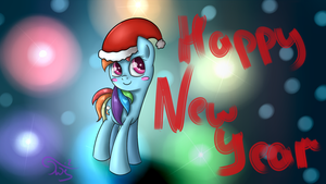 Happy New Year by TwilightSquare
