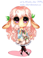 Famie-chan [Commission] by Sparkru-chan