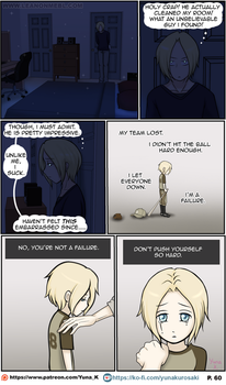 Lean on Me BL Page 60 by Yuna-Bishie-Lover