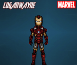 Iron Man (Marvel's The Avengers) by LoganWaynee