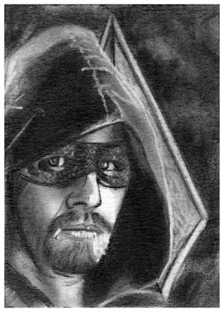 Arrow by bmac78