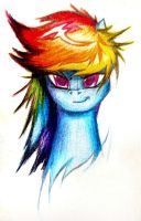 [CPO] Rainbow Dash by nothing111111