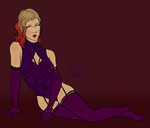 Lounging In Style by Ziiteara