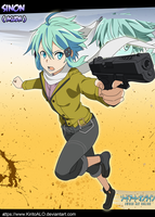Sinon by twcfree