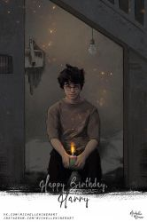 Happy Birthday, Harry by Michelle-Winer