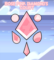 MYSTERY GEM COURT || Rose Pink (OPEN) (3/6) by VeryYamYam
