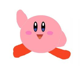 Kirby Paint by cubs2084