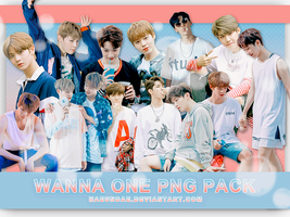 [ PNG PACK ] WANNA ONE by haeundae