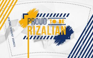 Proud to be Rizalian Tumbler Design by Clarkology