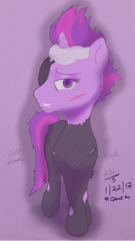 Alluring Solid Sparkle (Colored) by tbOsiris