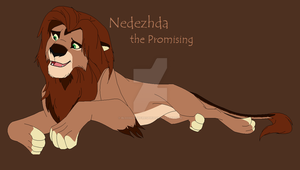Nedezhda(adult1) by PhoenixWing20