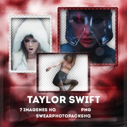 Pack PNG 208: Taylor Swift by SwearPhotopacksHQ