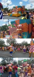 Phineas and Ferb at Street Party by JIMENOPOLIX