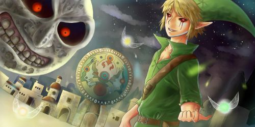 Ben Drowned from creepy pasta by melissa1412