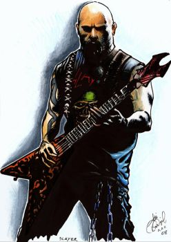 Kerry King by MCRomance13