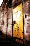 The door to ... by Artlizarine