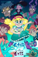 Star vs the Forces of Evil by LaurenLArtist