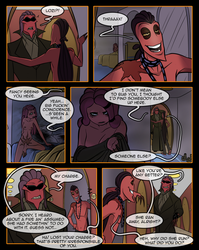 Heart Burn Ch11 Page 6 by R2ninjaturtle