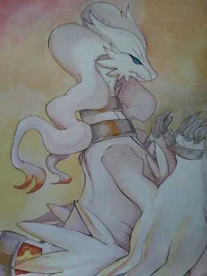 Watercolor Resh Resh by ilovereshiram01