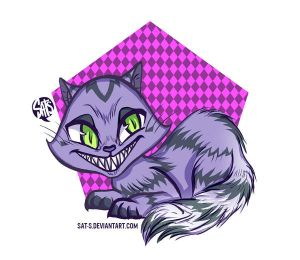 Cheshire by sat-s